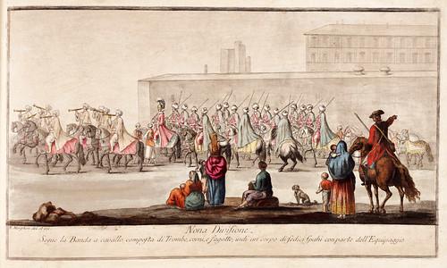 006- Celebre mascherata fatta nella splendidissima citta di Napoli in campagna felice nel carnovale dellanno 1778