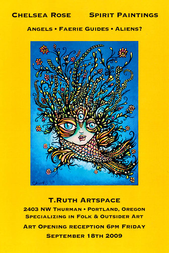 Chelsea Rose Art Gallery Show