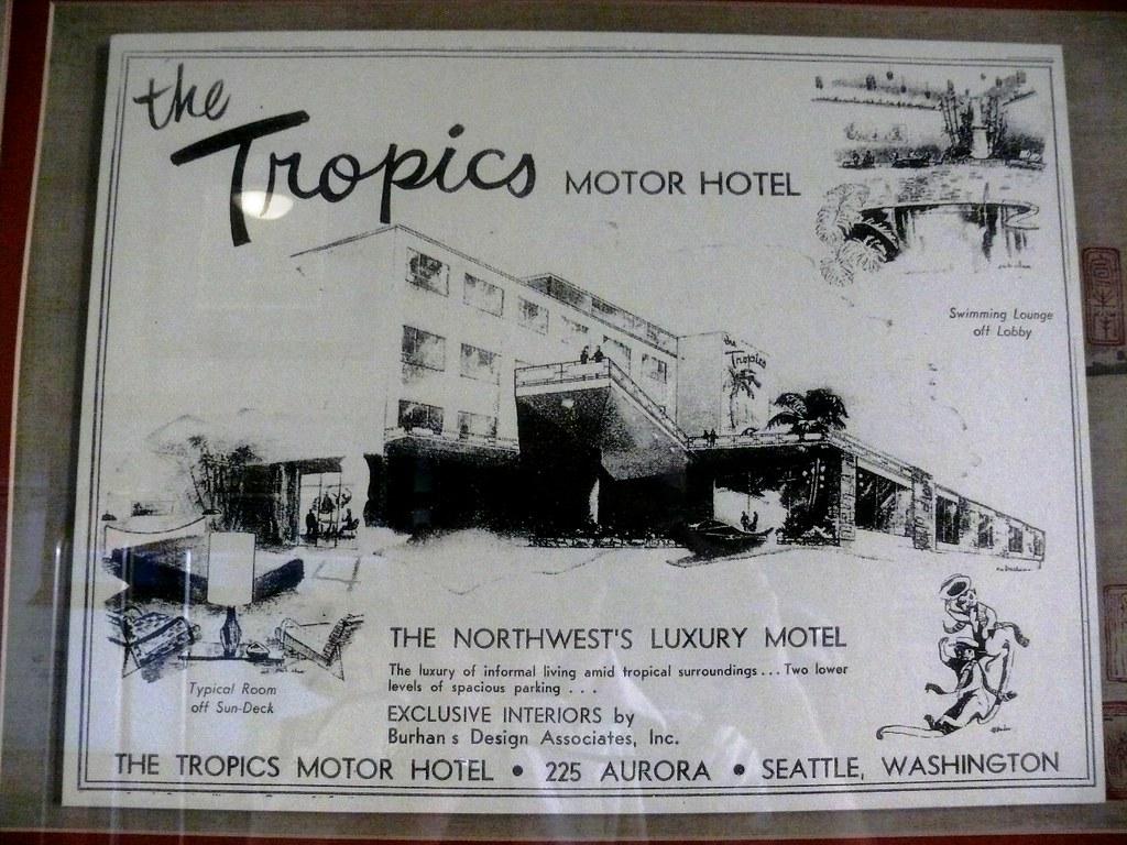 The Tropics Motor Hotel