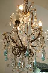 Shabby Chandelier par such pretty things