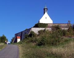 Wurmlinger Kapelle (M.J.AL) Tags: deutschland badenwrttemberg uhland wurmlingerkapelle wurmlingen ammertal gu ludwiguhland badenwrttembergwanderweg hochdrobenaufdemberge