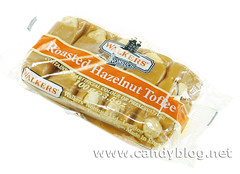 Walkers' Nonsuch Roasted Hazelnut Toffee