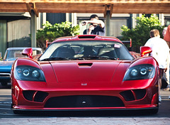 S7 Competition (GHG Photography) Tags: red twin competition turbo saleen s7