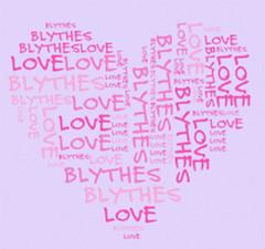 I LOVE BLYTHE!!!