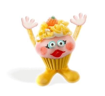 Cupcake Clown