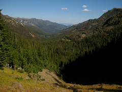 Thompson Lake (Jardine, Montana, United States) Photo