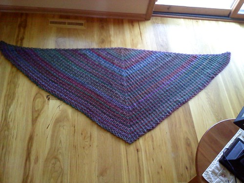 My Gorgeous New Shawl!