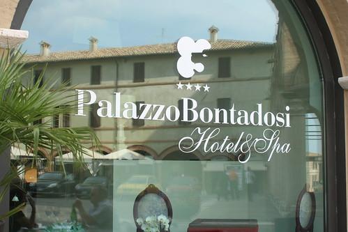 Montefalco Hotel Bontadosi