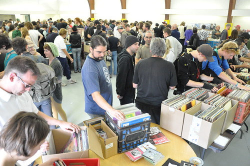 Ottawa Record Show at the Sandy Hill Community Centre