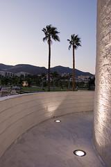 mirador-paque (mcopeter) Tags: parque la palmeras mirador torremolinos batera iluminado