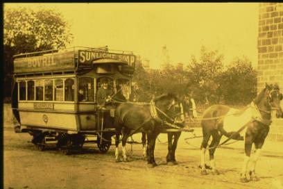 Leeds Horse Tram