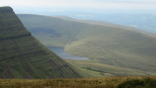 Llyn y van fach - the source of Welsh herbalism