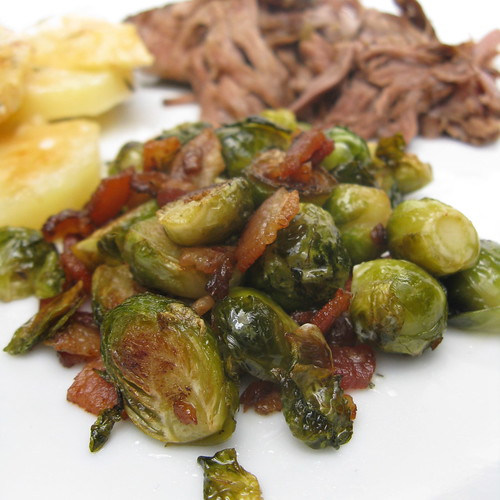 Brussel Sprouts & Bacon