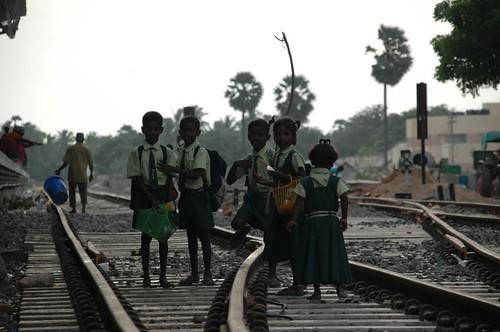 Rameswaram Train Station