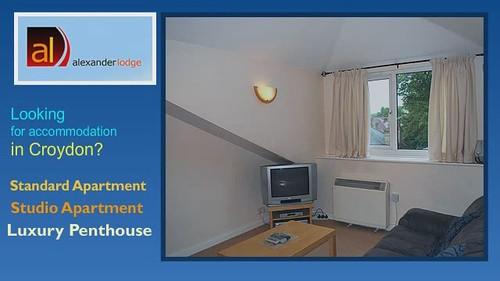 short term rental accommodation in Croydon, London.