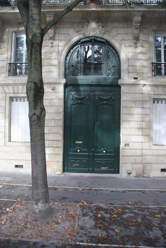 Cool old doors