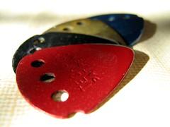 My Picks (Massimo Sanfilippo) Tags: musica picks chitarra plettri