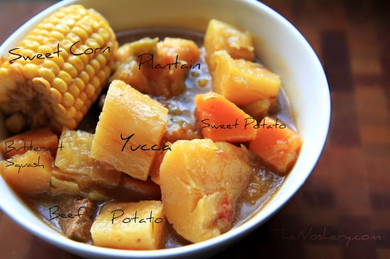 Sancocho Header Anatomy