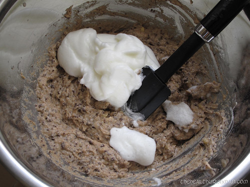 Making Muffin Batter