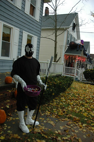 Grendel Wants You To Have Some Candy