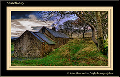 Sanctuary (Irishphotographer) Tags: ireland house lodge sanctuary mournemountains peacefull kinkade beautifulireland irishphotographer colorphotoaward imagesofireland kimshatwell breathtakingphotosofnature beautifulirelandcalander wwwdoublevisionimageswebscom