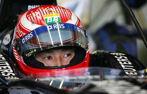 F1 Testing 2008-0531