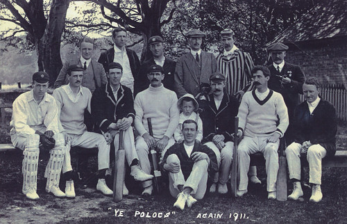 Pollok Cricket Club, 1911