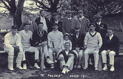 Image titled Pollok Cricket Club, 1911