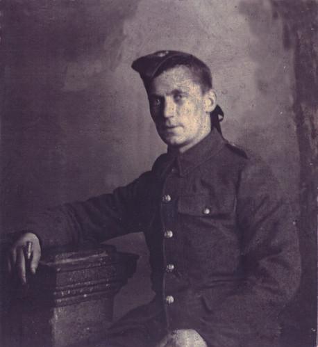 R. McGhee Rifleman,1915.