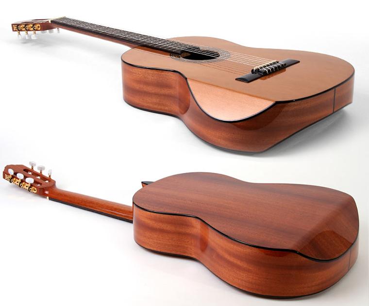 Ergonomic Guitar Iberica 1C