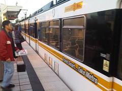LA MTA Blue Line