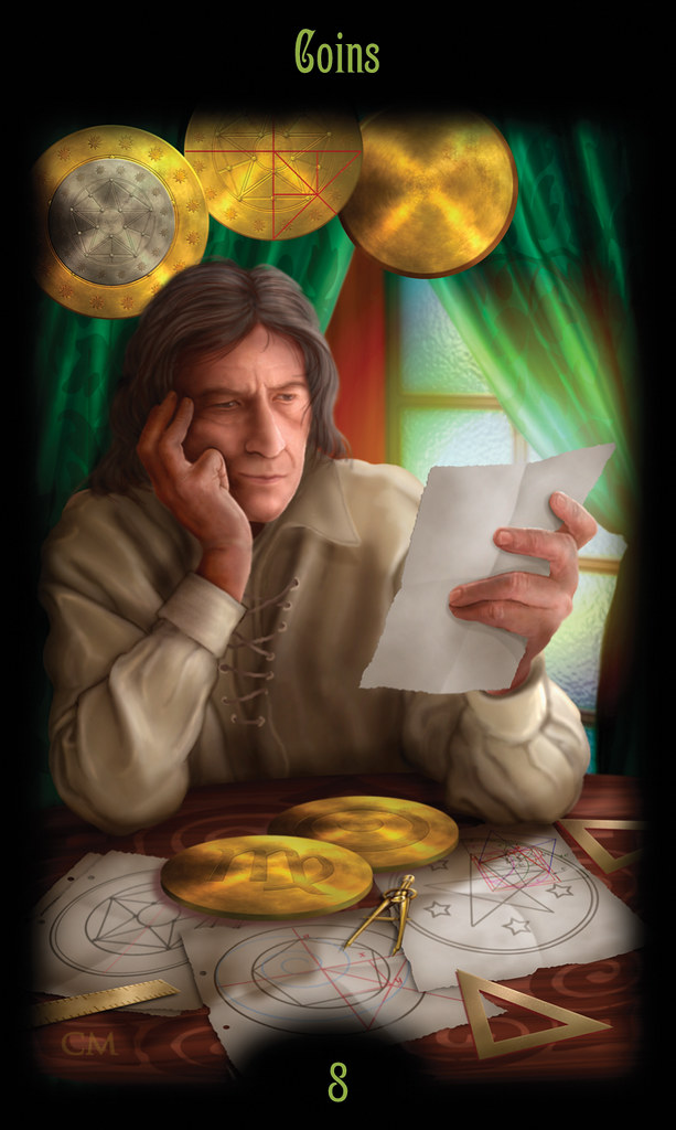 Tndr Astrologiya I Ezoterika Karta Za Denya 8 Pentakli