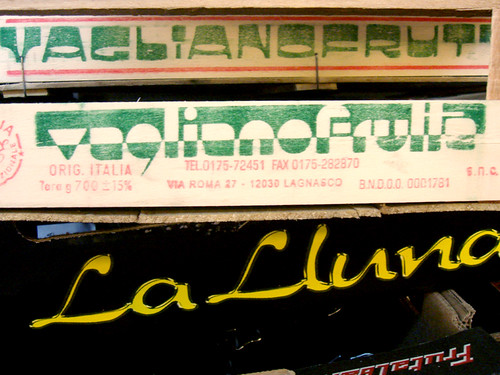 Italian Veg Box Graphics