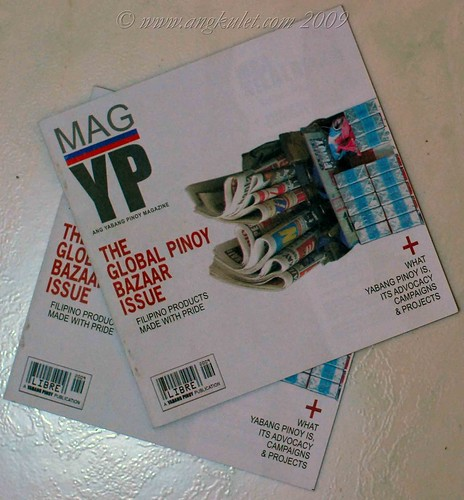 Global Pinoy magazine