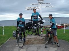 DSC01351 (n.hewson) Tags: bicycle sign john cycling signpost johnogroats ogroats lejog