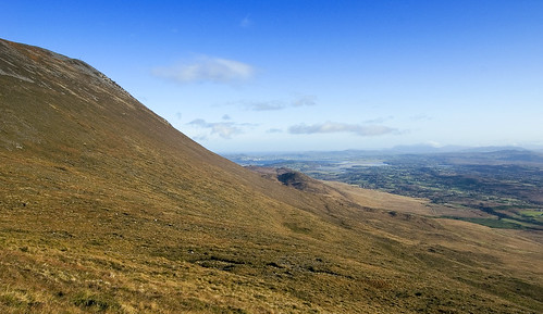 Descending Muckish