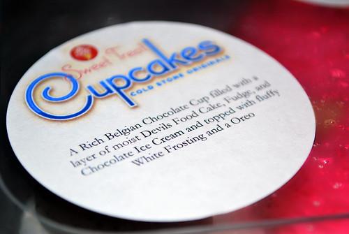 Coldstone Cupcakes