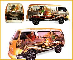 kombi Laranja (eduardowestin) Tags: cidade laranja carro blitz eduardo kombi balada motorista