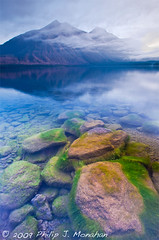 Cold Feet (Phijomo) Tags: nature canon landscape outdoors landscapes montana rocks mt lakes scenic glacier glaciernationalpark nationalparks lakemcdonaldlodge lakemcdonald canon1635mmf28lii phijomo philipjmonahan canon5dmkii