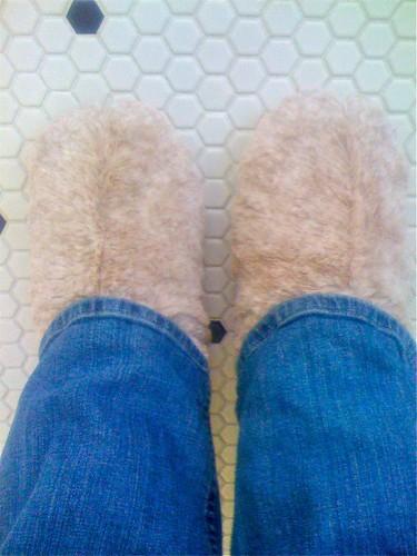 Ewok feet