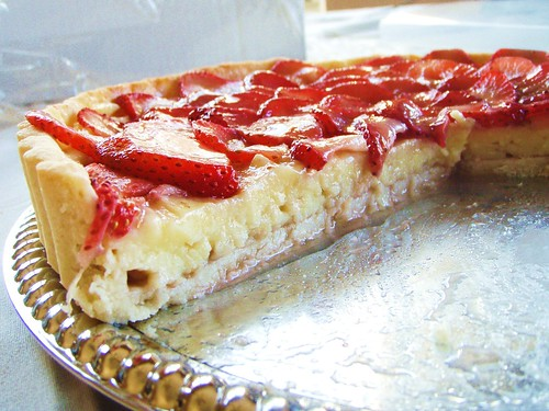 strawberry tart - 14