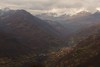village in the valley (kosova cajun) Tags: snow clouds landscape hiking minaret mosque macedonia valley albanian celo minare makedonija peisazh xhami maqedonia fshat luginë albanianflagday bjeshkaesharrit ditaeflamuritshqiptar sharrmountainrange
