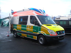 Mercedes Ambulance Demonstrator (skippys 999 site) Tags: ambulance emergency medic paramedic