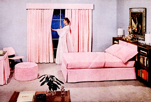 Flickriver Photoset 50s Bedrooms By Peppermint Kiss Kiss