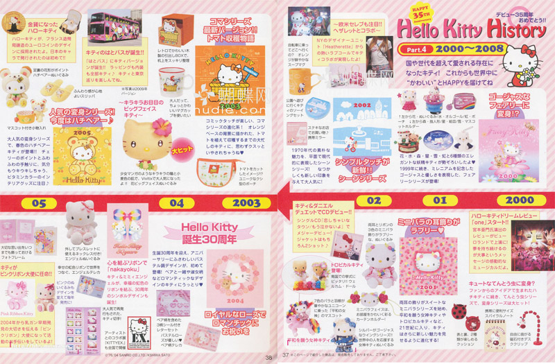 hello kitty 00-05