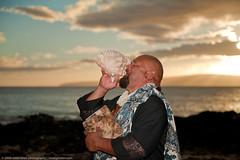 Linda&Don Maui -5213 (Mike Rosati Photography) Tags: ca wedding sunset andy hawaii secretbeach maui rosati makenacove lindamorgan donzacharias