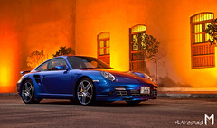 Turbo in Contrast (Mishari Al-Reshaid Photography) Tags: old blue windows orange reflection building art cars car yellow museum contrast photoshop canon reflections lights cool awesome flash wheels exotic turbo german porsche kuwait canondslr canoneos kuwaitcity sportscar sportscars q8 carphotos carphotography 997 24105 canonef24105f4l coolcars gtm carphoto canonphotos canoneflens 24105mm automotivephotography q80 canonllens 21megapixels mishari canonef24105f4lis kuwaitphoto kuwaitphotos 580exii kuwaitcars kvwc canoneos5dmarkii kuwaitartphoto gtmq8 kuwaitart kuwaitvoluntaryworkcenter kuwaitvwc canon580exiiflash kuwaitphotography misharialreshaid canon5dmarkii malreshaid misharyalrasheed fullframephoto