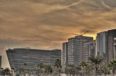 aesthetic (buntso [clifford]) Tags: building architecture mood dramatic corniche blended clifford tone attempt hdr doha qatar westbay aesthetic toning badongen cliffordbadongen leatriceeiseman