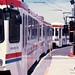 TRAX light rail in Salt Lake City