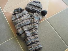 Kelly's podster gloves